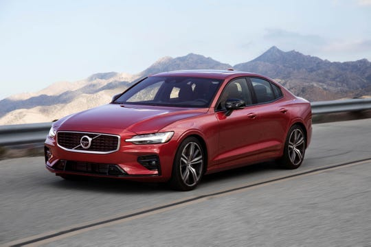 Car of the Year finalist--Volvo S60