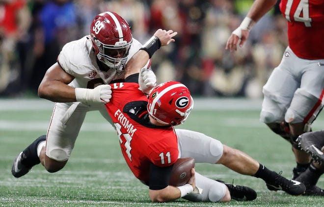 Saturday's SEC Championship is the game the Bulldogs have wanted since last January, when the Alabama pulled out a 26-23 overtime victory in the national championship game.