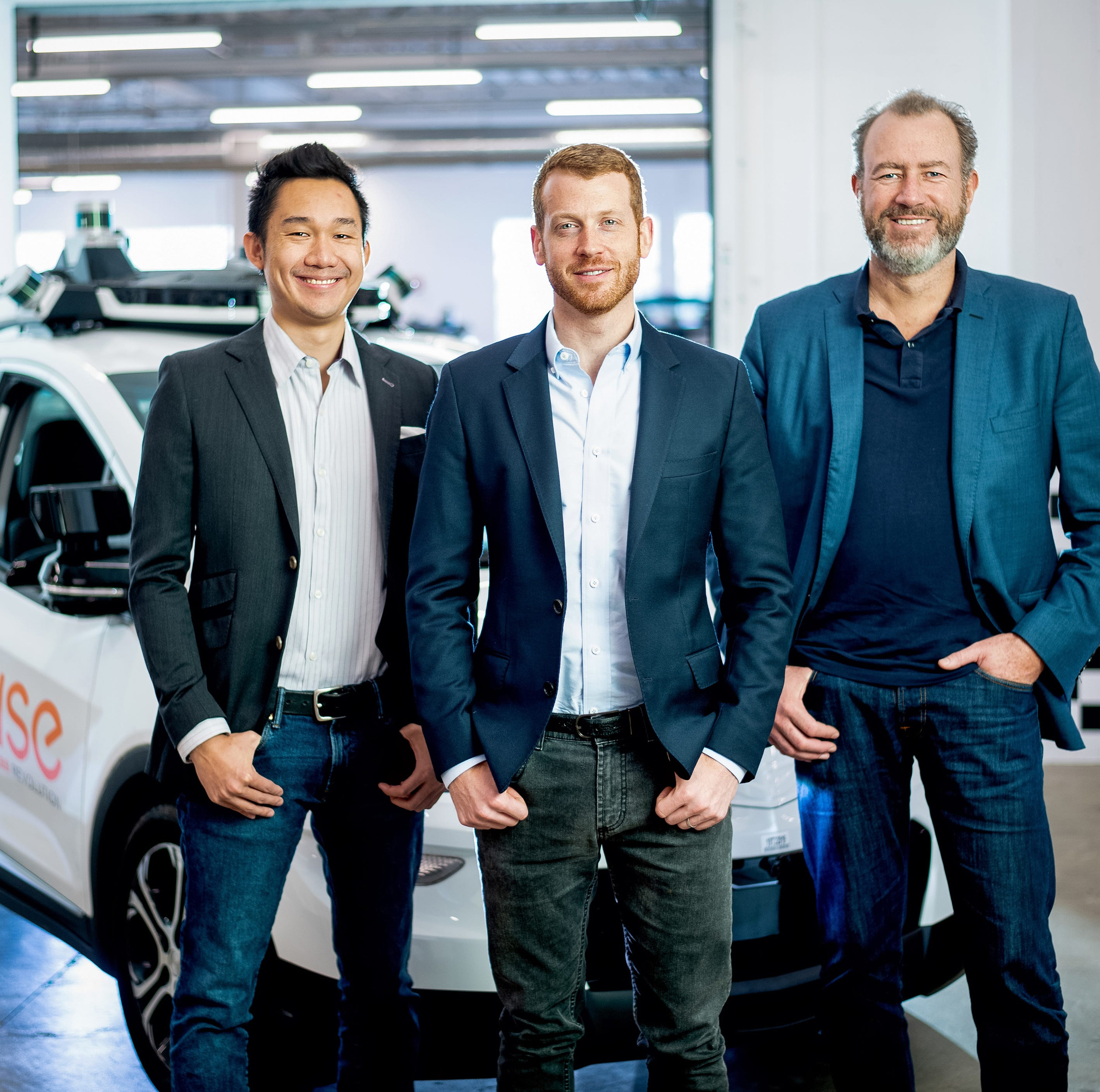 Howes: Race to autonomous future far from starting line