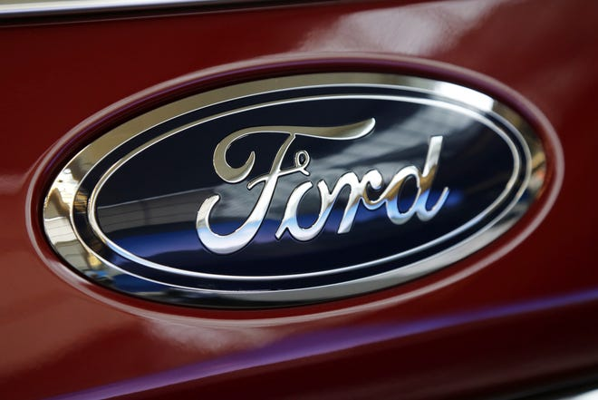 Ford Motor Co. says its financial results in 2019 should be an improvement over the year prior.