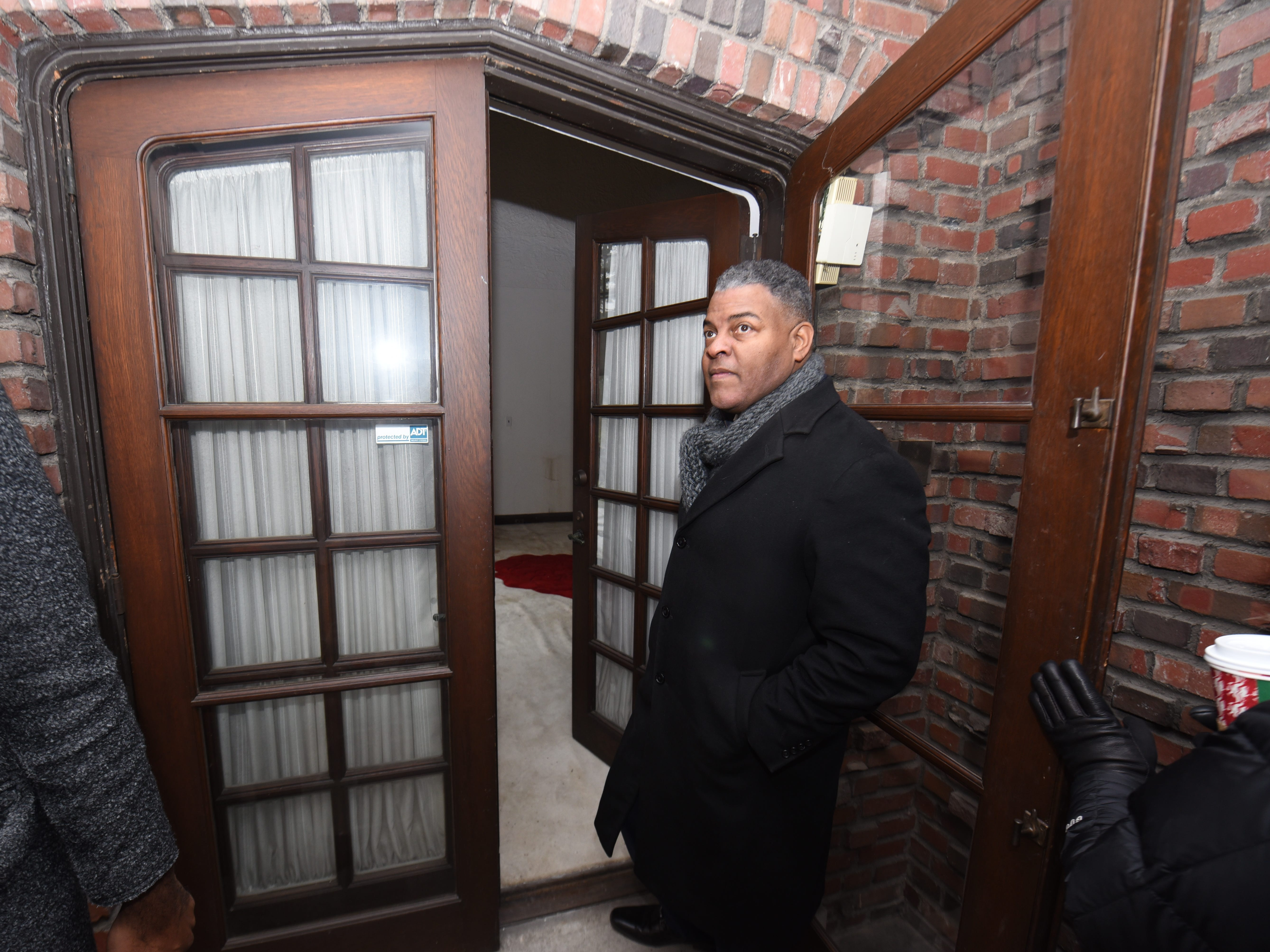 Anthony O. Kellum, president of Kellum Mortgage in Troy, intends to update and renovate the historic home.