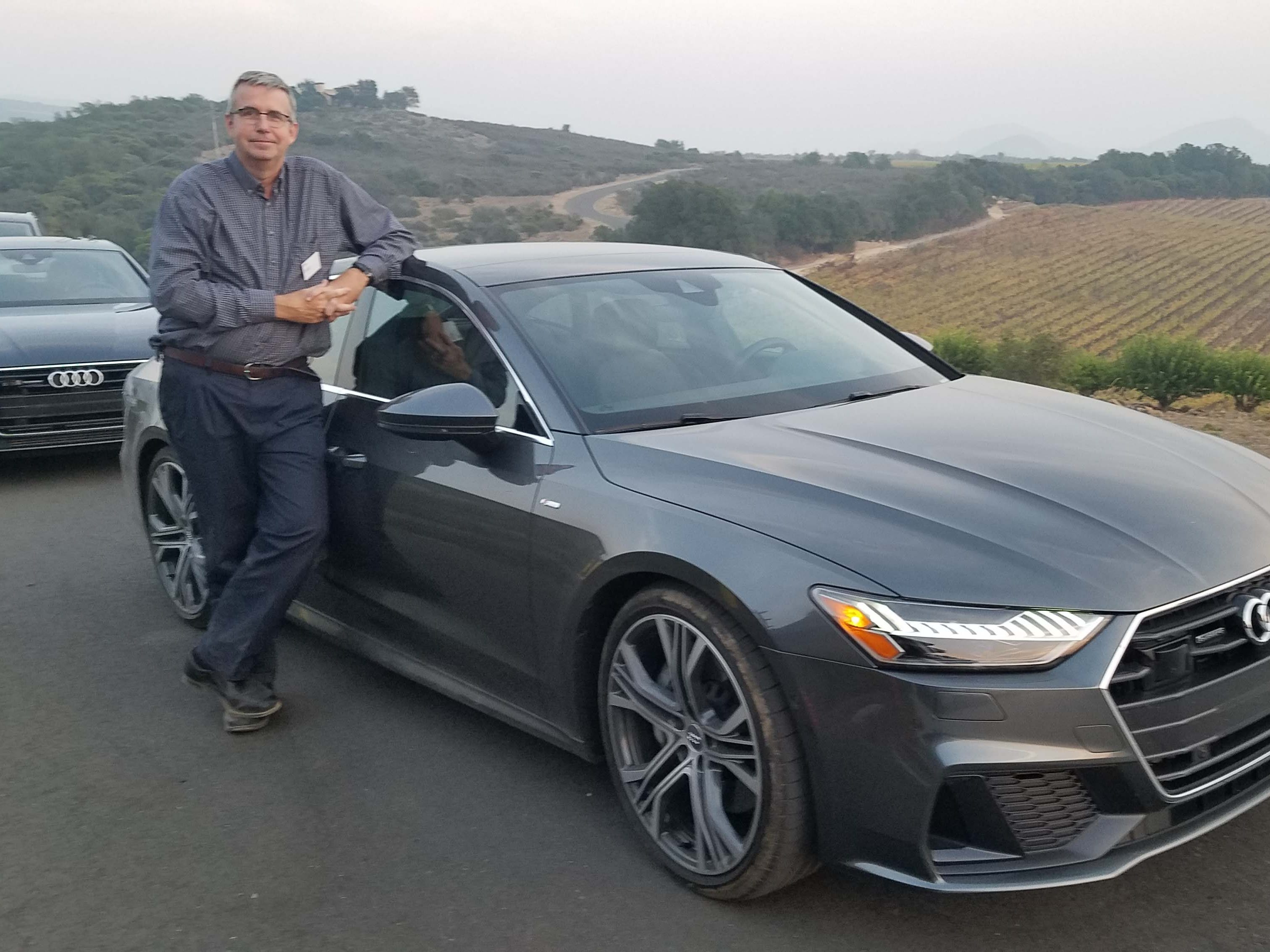 Detroit News auto critic Henry Payne flogged the new, 2019 Audi A7 across the Napa Valley, finding the 4,400-pound, AWD sport sedan to be planted, predictable and powerful.