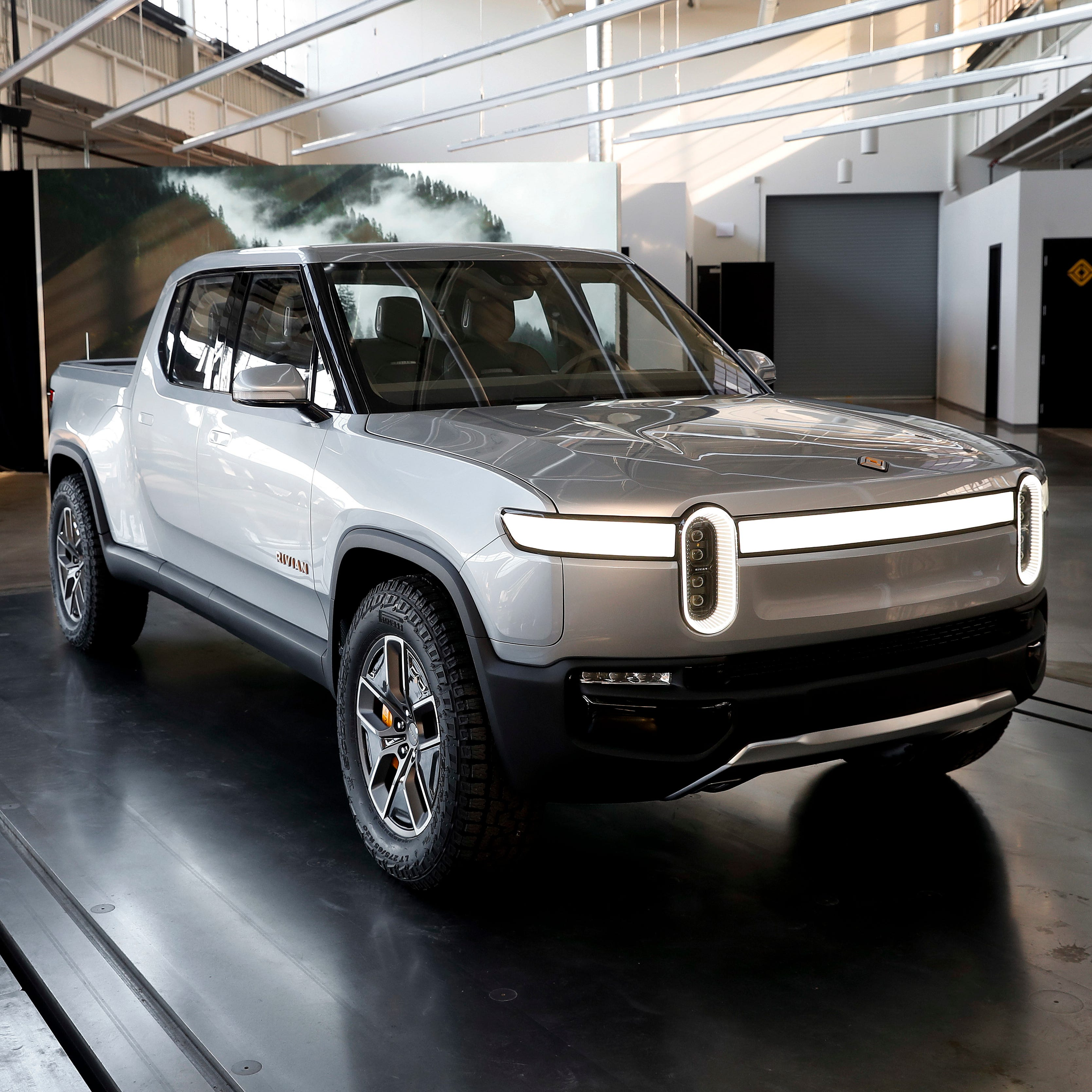 Rivian's electric truck aims to be Michigan's Tesla-fighter