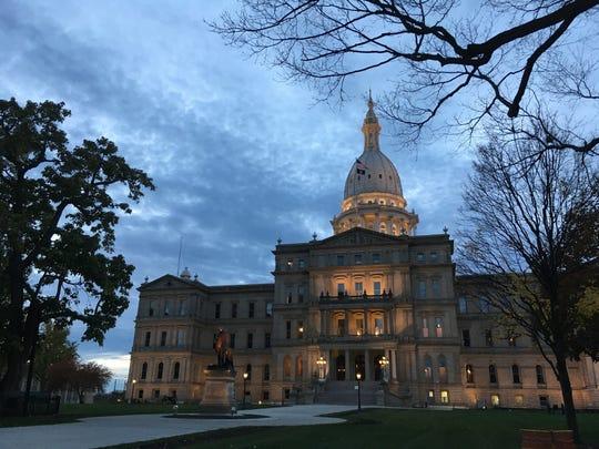 Michigan Senate.