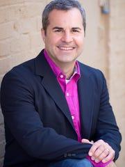 Greg Longenhagen, new artistic director for Florida Repertory Theatre
