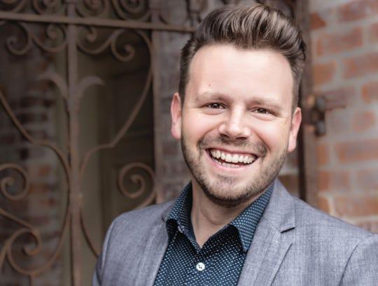 Jason Parrish, Florida Rep's associate artistic director