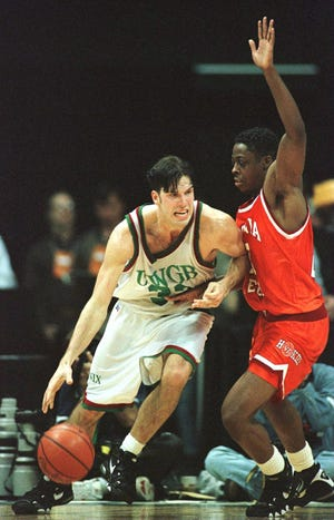 Former UWGB star Jeff Nordgaard will have his jersey number retired by the school on Saturday.