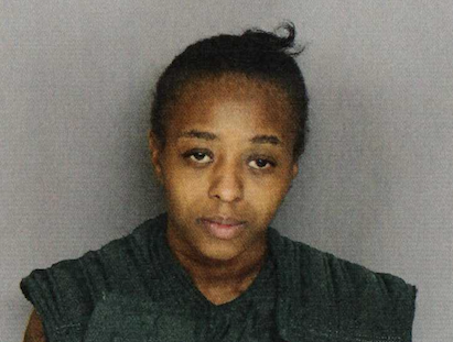 Vernita Lashon Jones, 25, of Florida, is charged with homicide by child abuse after investigators say she left the body of her infant son in a dumpster in Johnston, South Carolina.