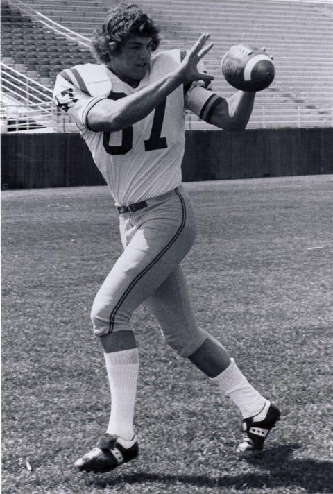Butch Damberger Pose