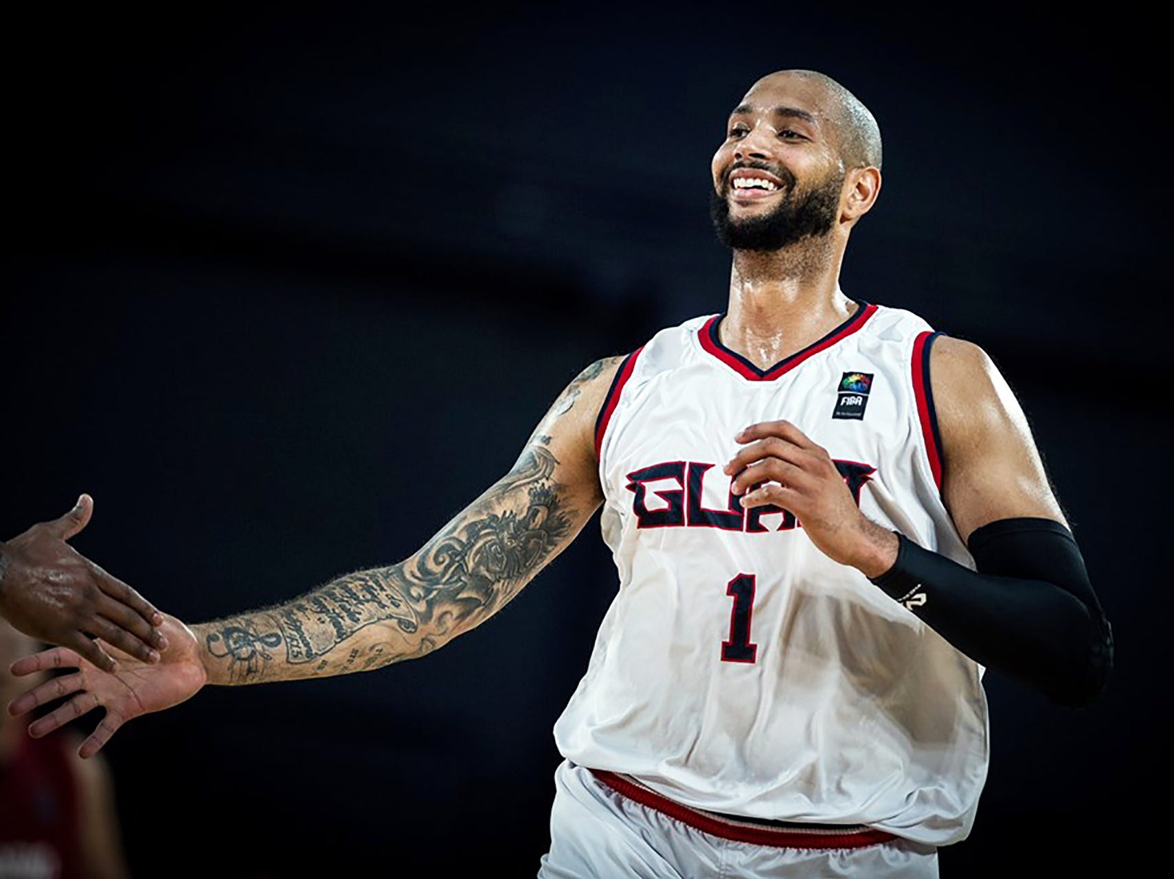 After fouling out of their prior game against Thailand, Team Guam center Curtis Washington played a pivotal role in Guam's victory over World No. 73 ranked indonesia on Thursday night in Thailand. Washington had 14 points, 11 rebounds, three blocked shots and two steals.