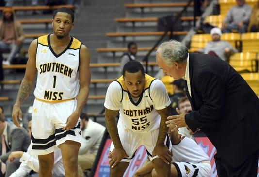 Usm Vs South Alabama 38