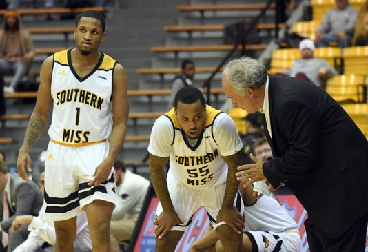 Usm Vs South Alabama 38