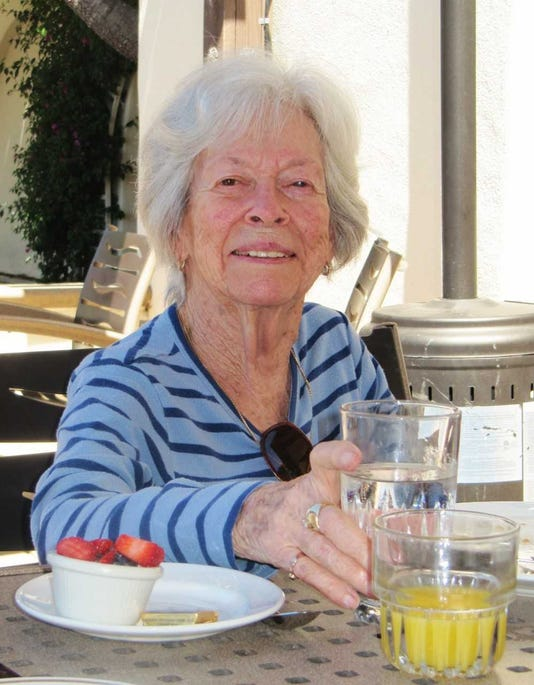 Joan Childress Muhlstein, 92, of Santa Cruz, California