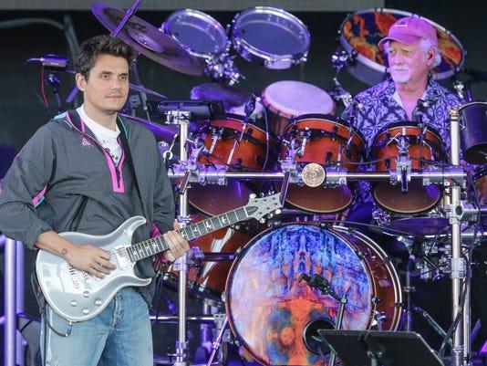 Dead & Company John Mayer 2019 tour Ruoff Noblesville
