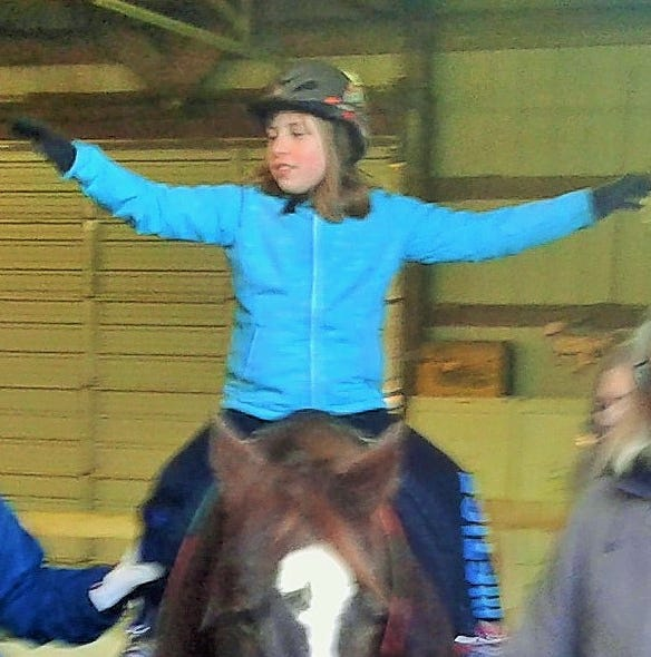 Equine therapy harnesses horse-power to help kids, veterans and adults