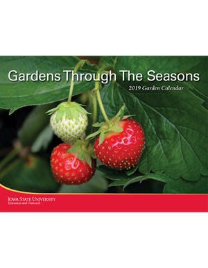 The ISU Extension garden calendar can help you keep your plants alive