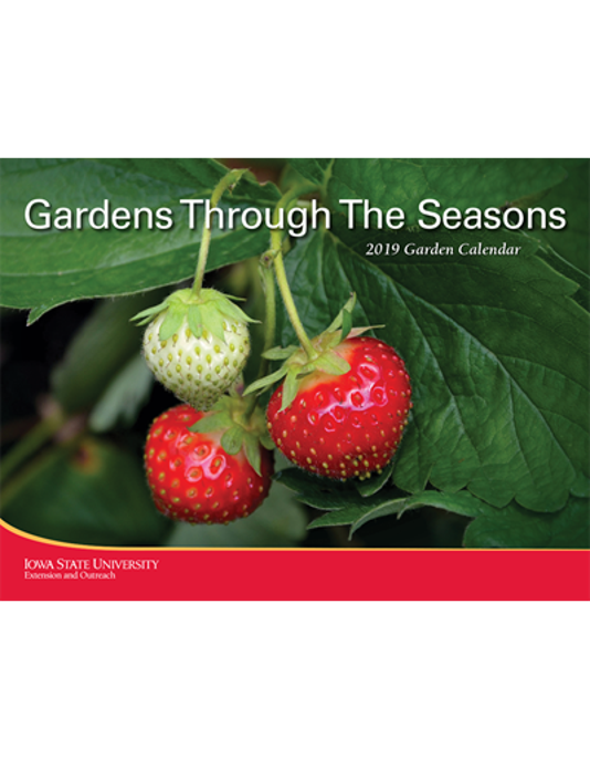 Iowa State Extension Calendar Is A Gardening Gift Useful Year Round
