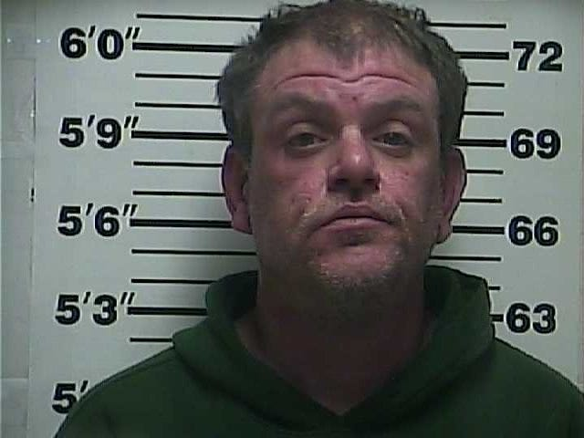Jason Rudolph Hamby, 45, faces a charge of possession of schedule two methamphetamine with intent to resale.
