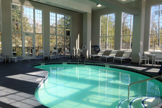 The renovated and rebranded Country Inn & Suites in Pigeon Forge retains its indoor pool.