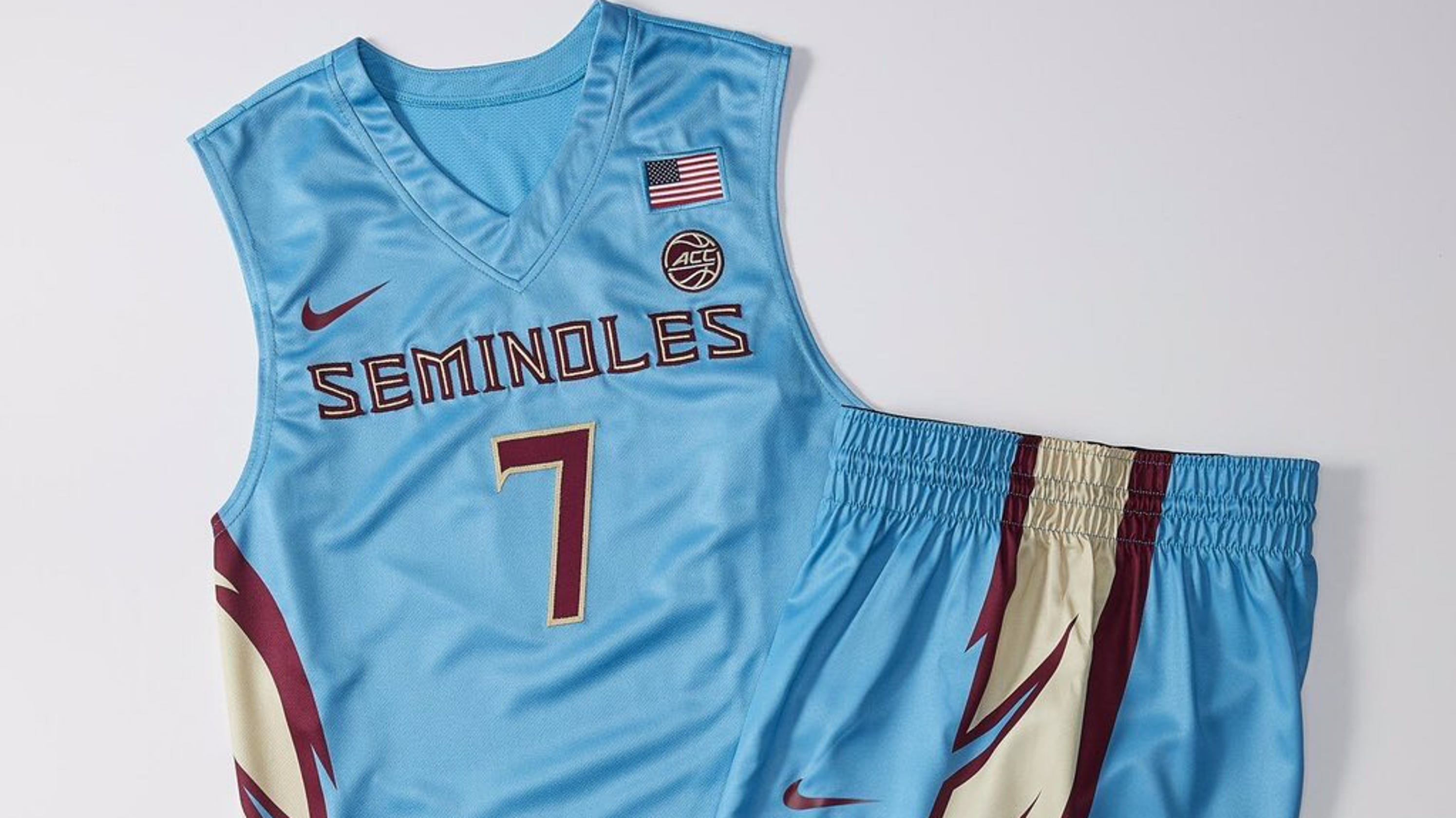 48a8c9fb2a8 Why is Florida State basketball wearing blue uniforms vs. Purdue