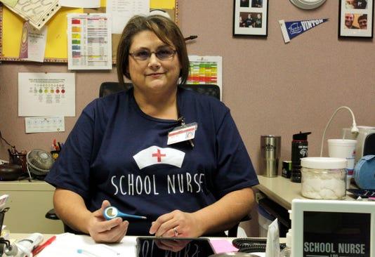 Nurse Kelly Bol
