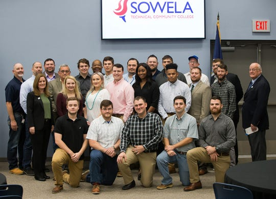 Students from SOWELA were recently selected to join an apprenticeship program with Cheniere Energy launching in January 2019. The students will be involved in the day-to-day processing and instrumentation work at Cheniere Energy's Sabine Pass Terminal.