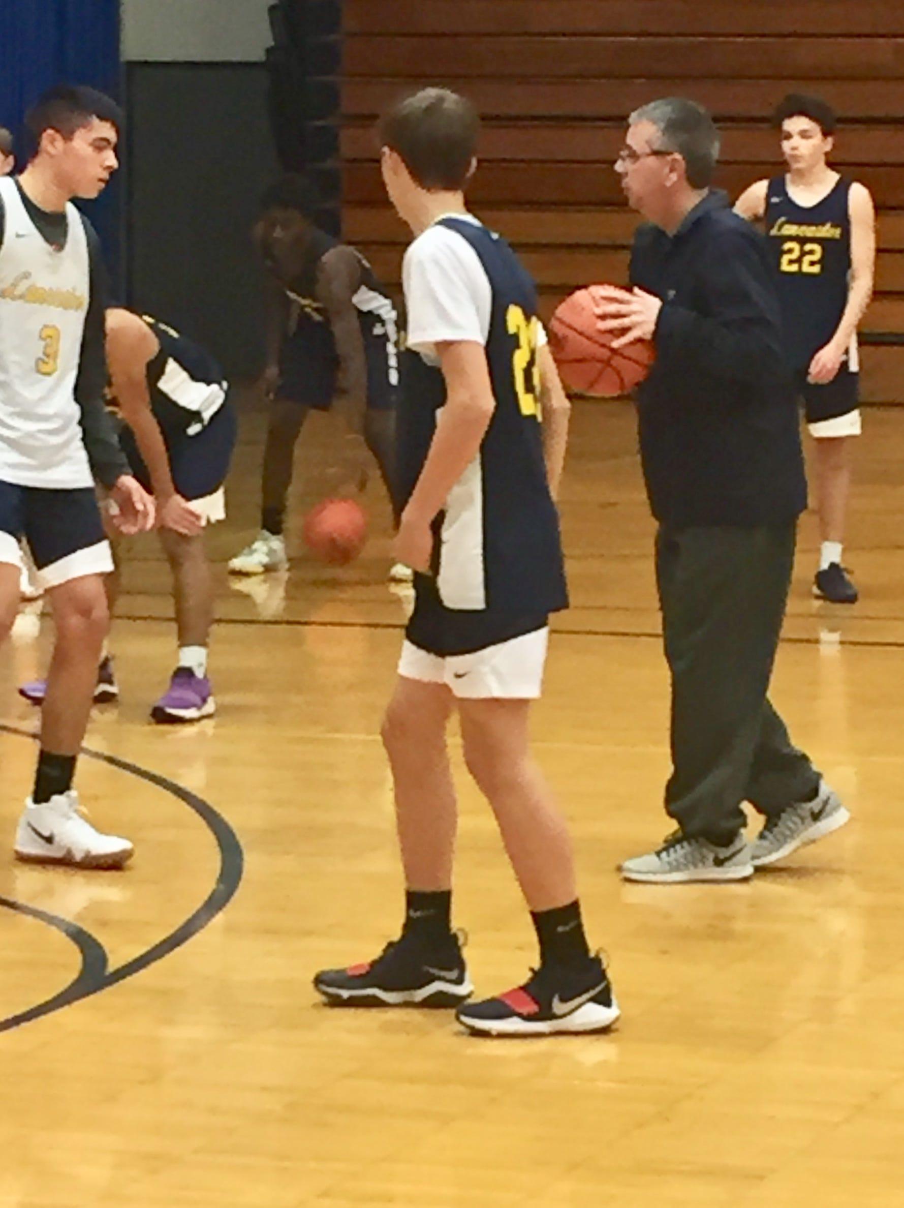 Coach Riggs