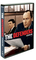 """For that special, or just helpful, lawyer in your life, consider this DVD box set of """"The Defenders,"""" a classic 1960s lawyer drama."""