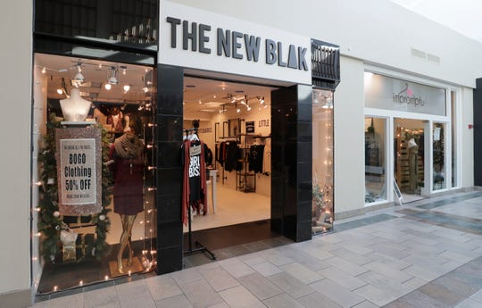 The New Blak and Impromptu in Oxmoor Center.