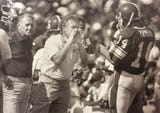 What to know about the former Michigan State University football coach George Perles
