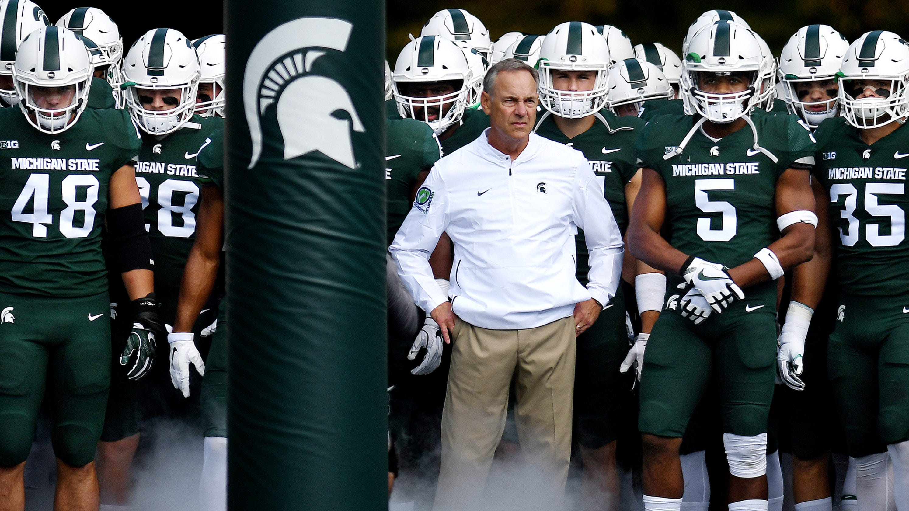 6676981b0 Michigan State vs. Oregon in Redbox Bowl  Will Spartan fans show up