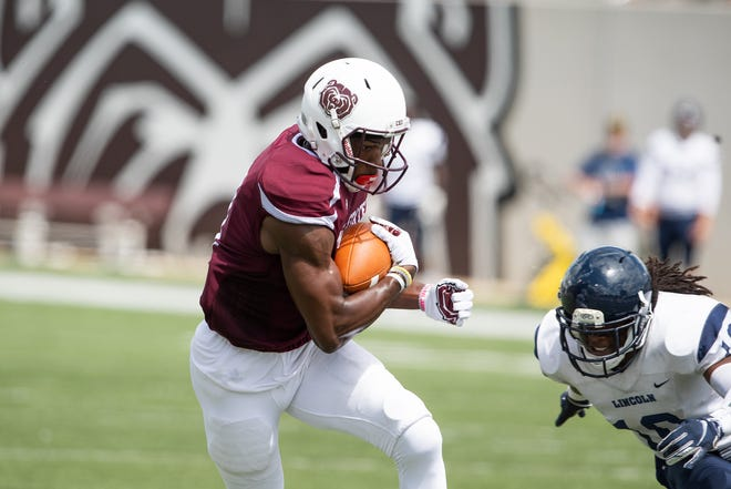 Former St. Benedict and current Missouri State University wide receiver Tyler Currie was recently named a Missouri Valley Conference honorable mention honoree for the 2018 season.