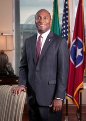 Shelby County Mayor Lee Harris