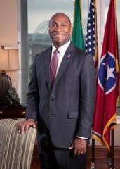 Shelby County Mayor Lee Harris