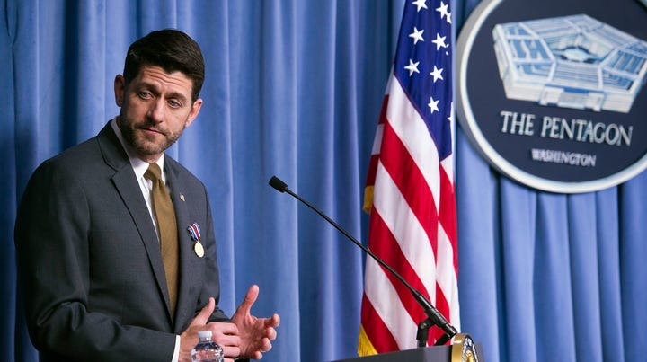 Former House Speaker Paul Ryan to teach about U.S. government, political polarization at Notre Dame