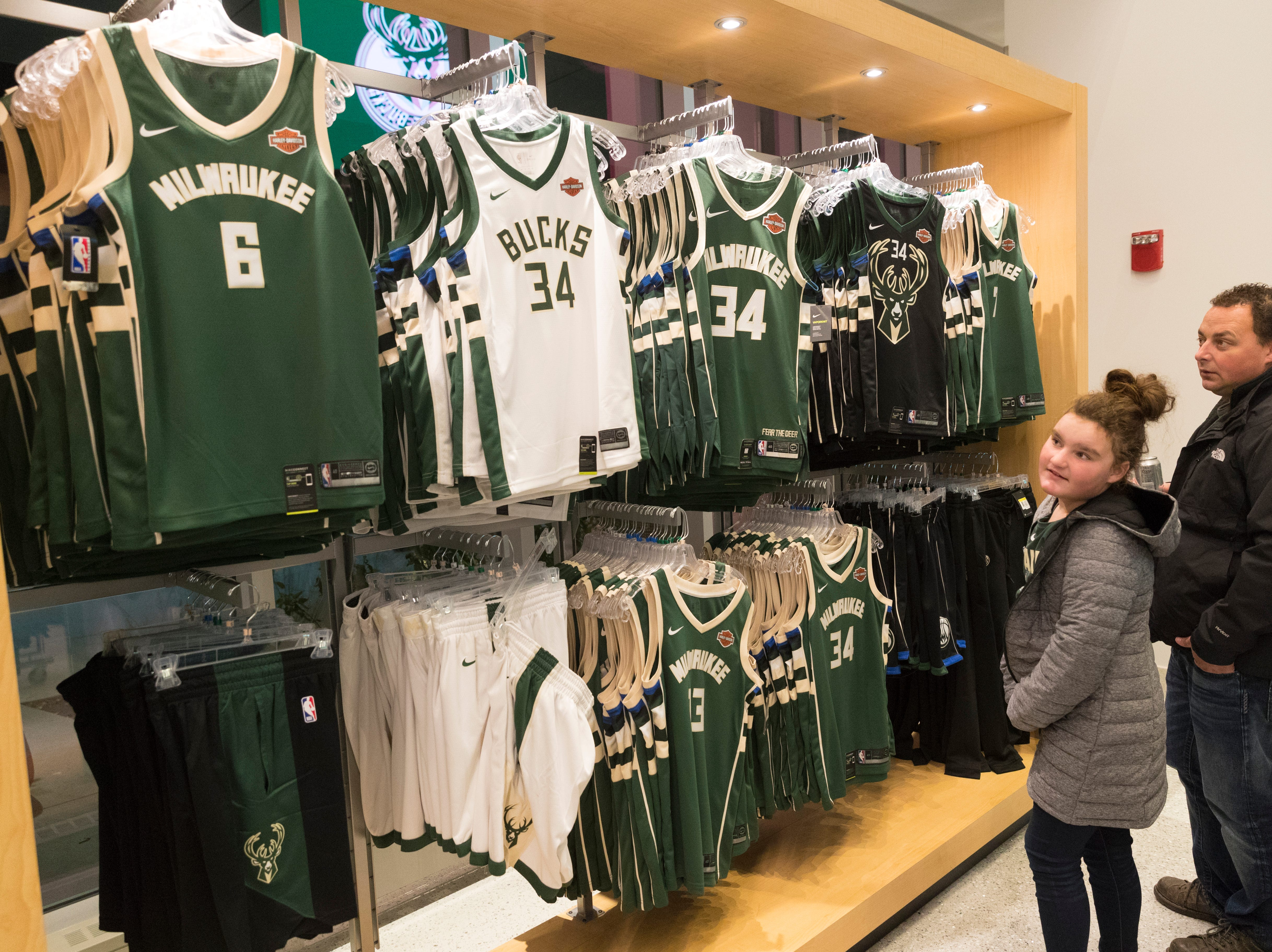 Milwaukee Bucks ownership considers the  Bucks Pro Shop an expansion of their brand.