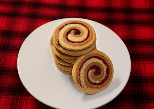Last year's Holiday Cookie Contest winner was this pretty Cranberry Chai Swirl. Could your cookie win this year?