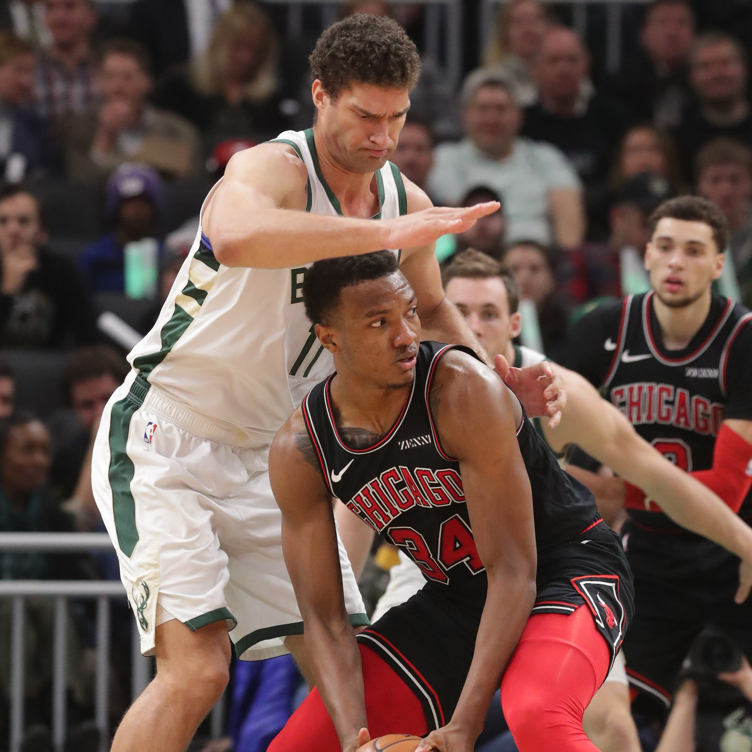 Many factors played into the Bucks' impressive turnaround, but one player stands out