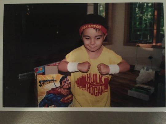 Wrestling has been a way of life and a passion for the Herro family for decades, with Kal becoming a big fan at a very young age. He's met a who's who of the business as he's grown up, and he and his father, Dave, count some major stars among their closest friends.