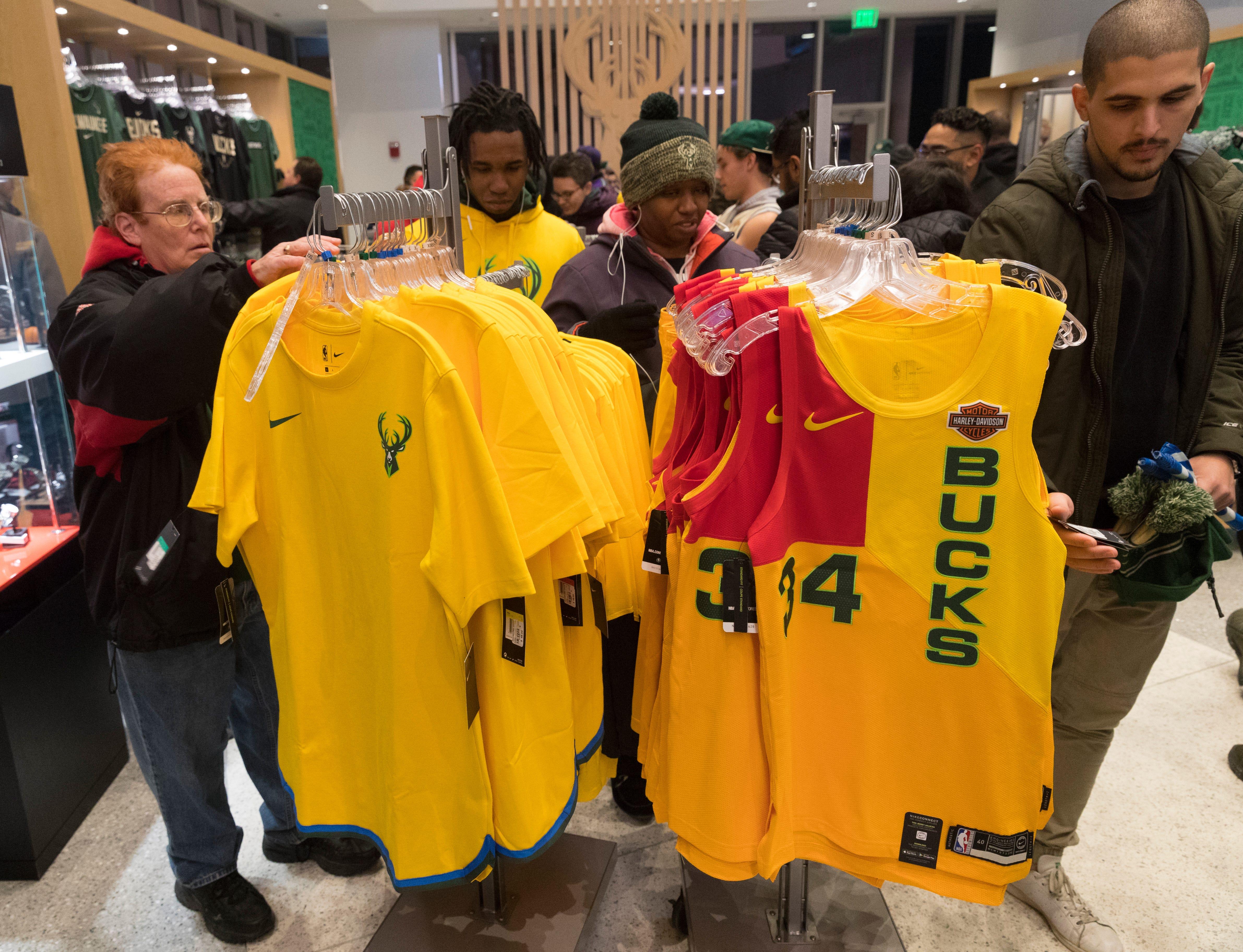 jersey pro shop