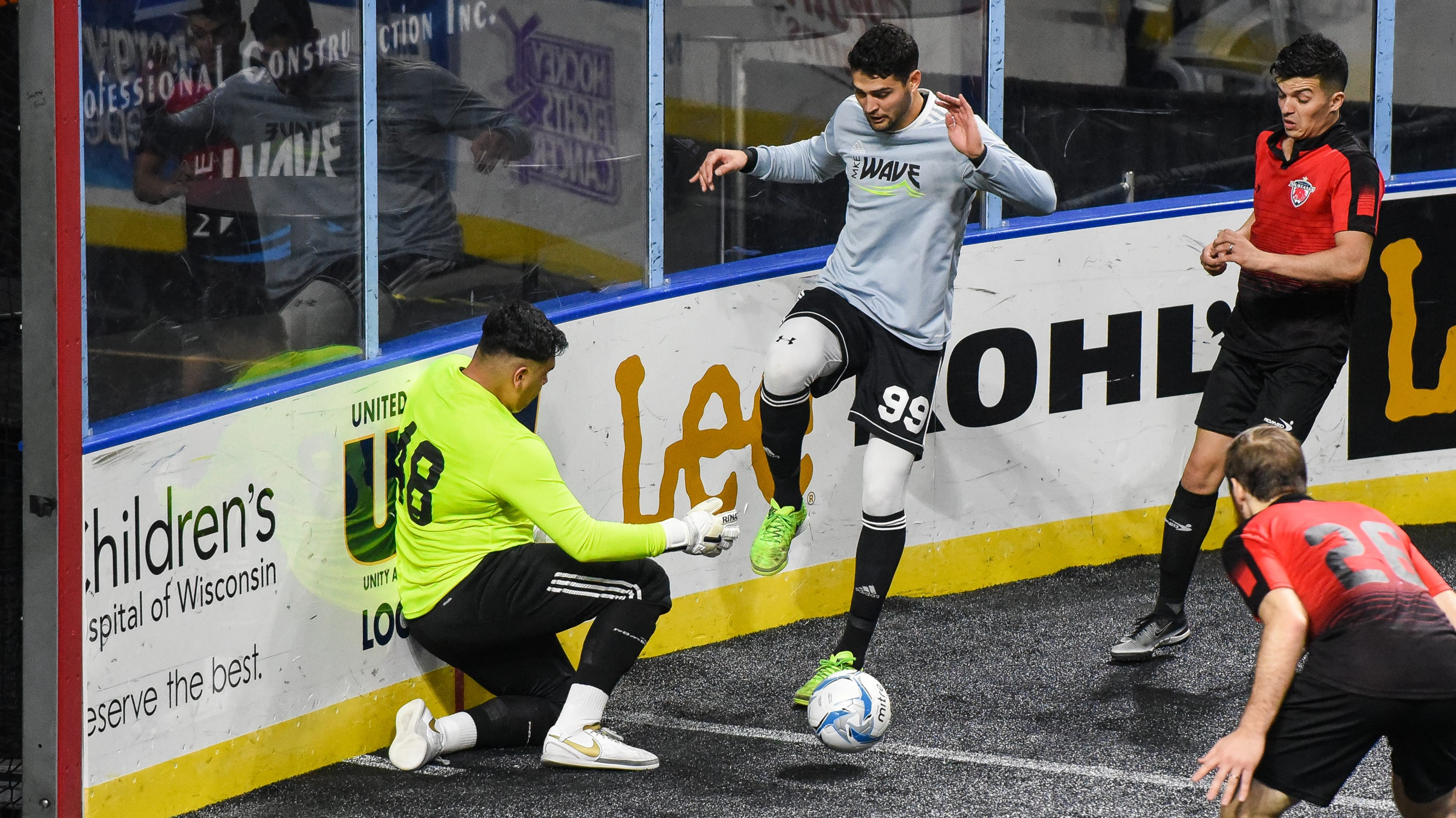 f78ebc7c96d84 Milwaukee Wave soccer opens season Saturday with international roster