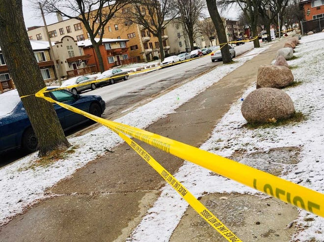 Even as trauma-responsive social workers, agencies and activists met on Milwaukee's west side this week to strategize on how to treat psychological trauma and violence, a hail of gunfire erupted in the street outside
