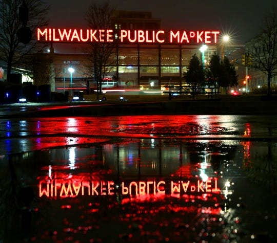 The Milwaukee Public Market holds a variety of cooking and food-related classes on its second level.