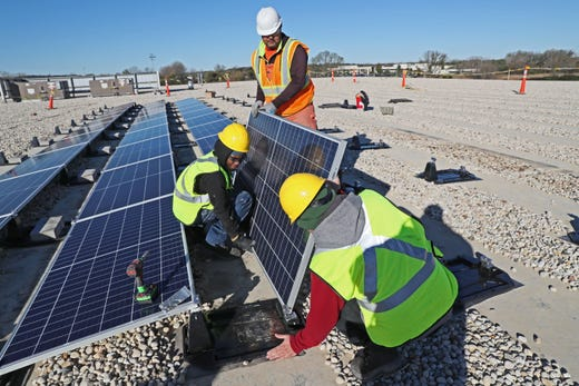 install solar panels on roof cost