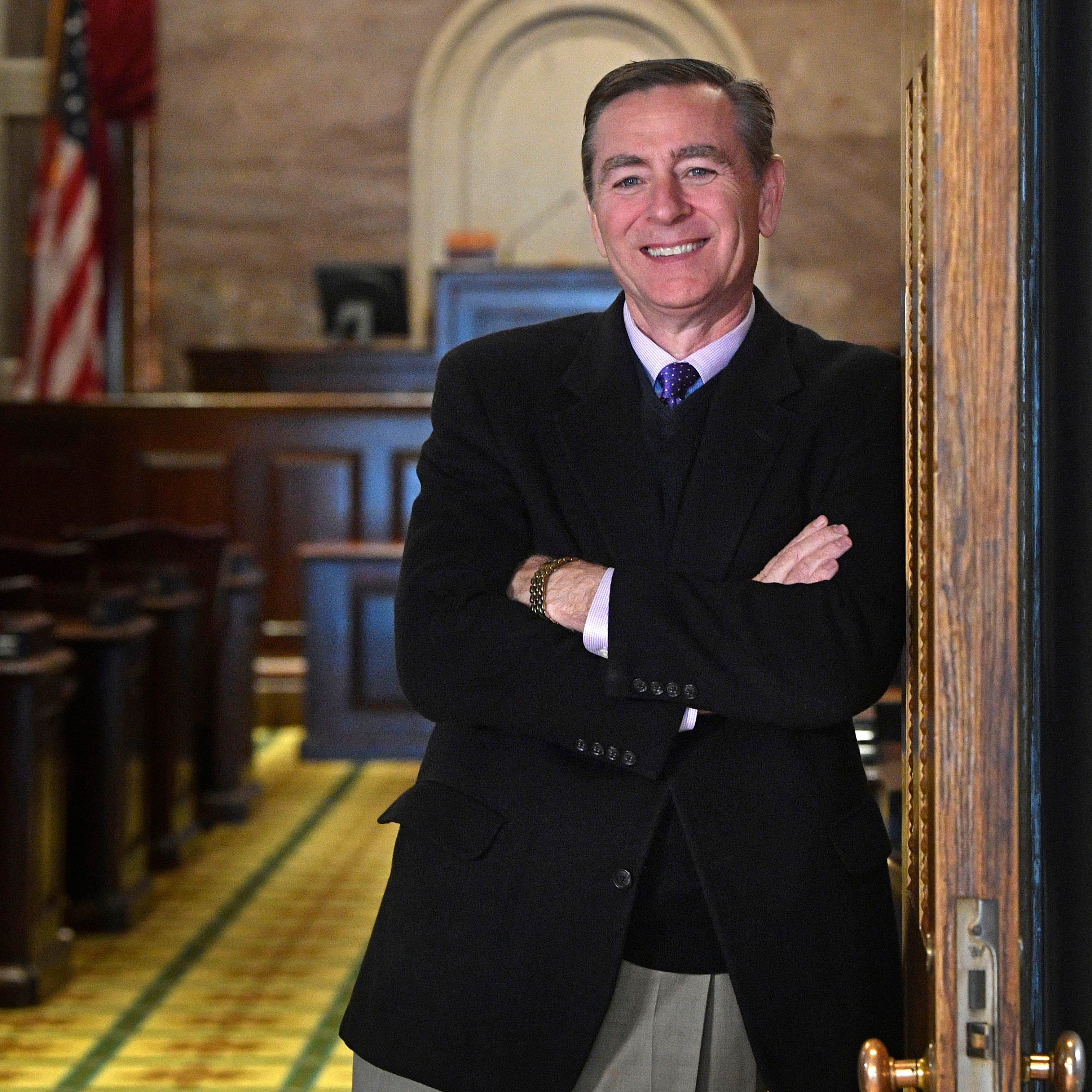 Why incoming House speaker Glen Casada likens himself to an orchestra conductor