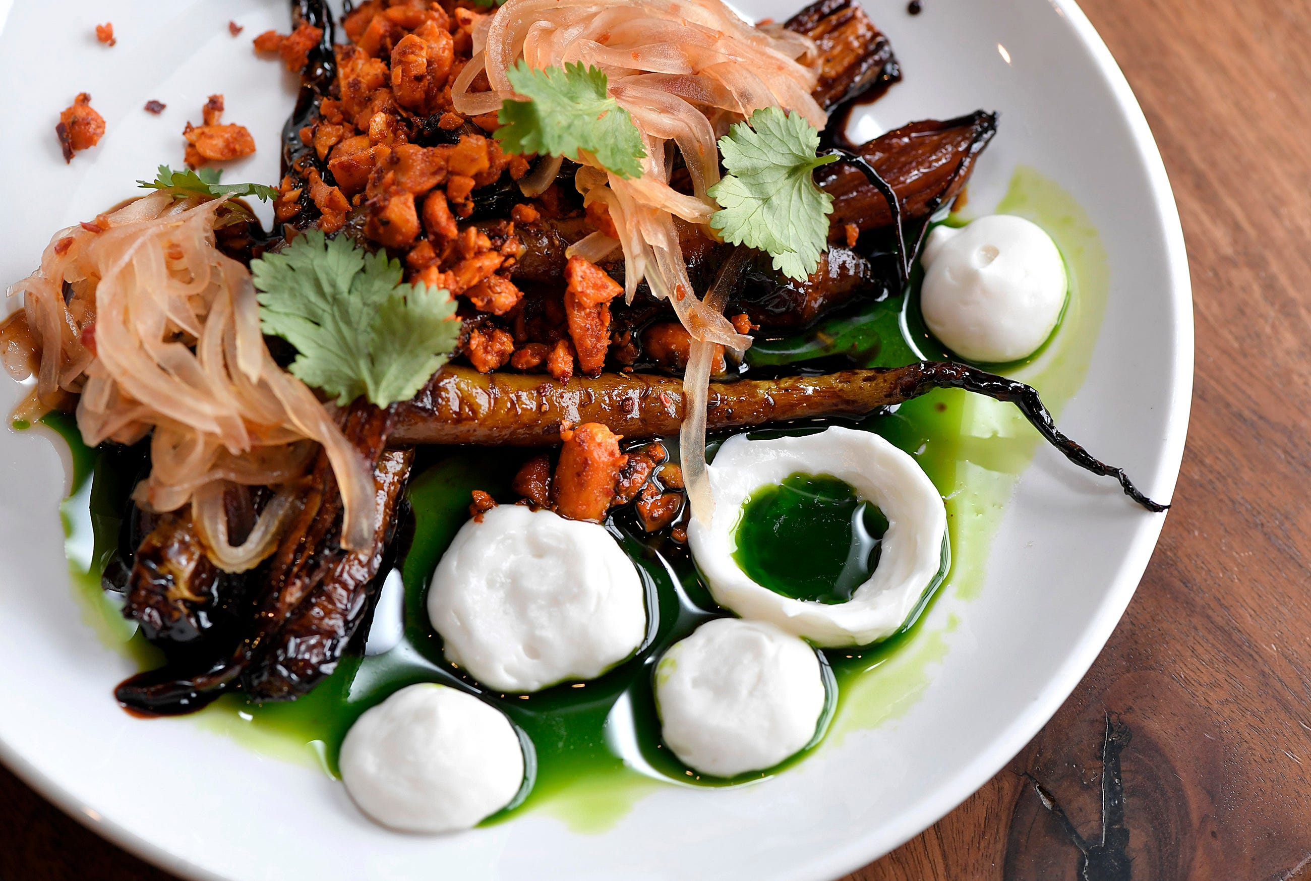 The 5 Best Restaurants For Nashville Vegetarians