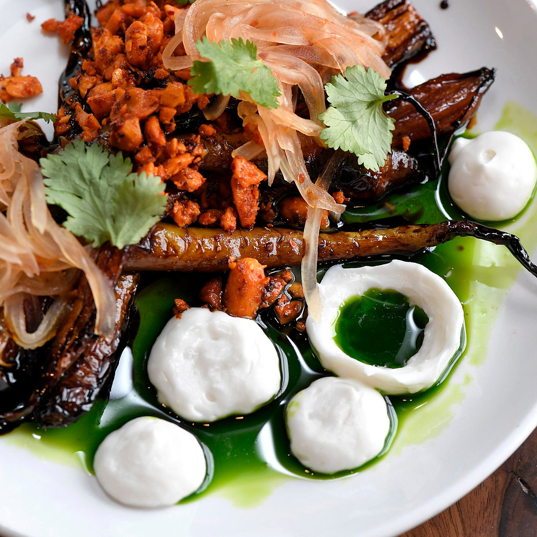 Who needs barbecue? Here are 5 great Nashville restaurants for vegetarians.