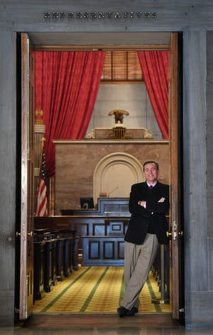 Glen Casada remained Speaker of the House in Tennessee for only a matter of months.