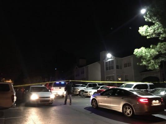 MNPD investigate Antioch shooting