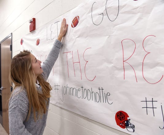 Johnstown Gets Ready For State Tourney